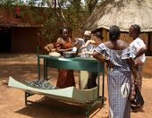 Cuisson solaire au Burkina Faso