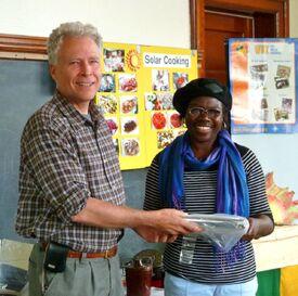 Tom Sponheim during class 2011