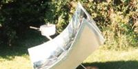 Halacy Parabolic Cooker