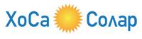 HoSa Solar logo, 9-27-16