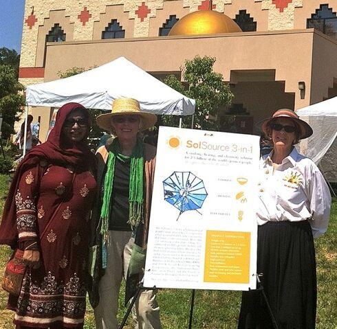 File:Samina Syed at the Interfaith Expo. 7-11.jpg