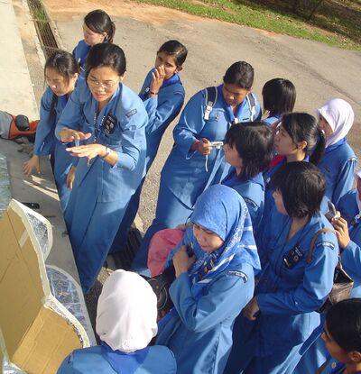 Girl Guides Association of Malaysia - Glorious sunshine