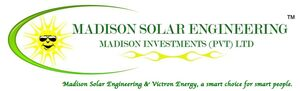 Madison Solar Engineering logo, 5-20-13