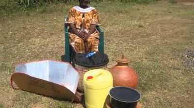 Solar Cookers & Safe Water 2013 Goals