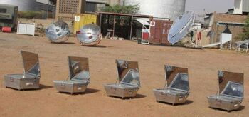 (SEEC) solar cookers