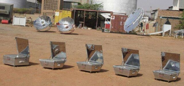 File:(SEEC) solar cookers.jpg
