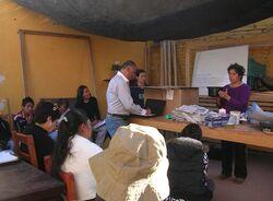 Via Organica training 12-10,1
