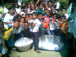 Kids in Bonbon sept 2008