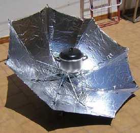 La cocina solar paracuina cocina solar fandom powered for Planos para construir una cocina solar