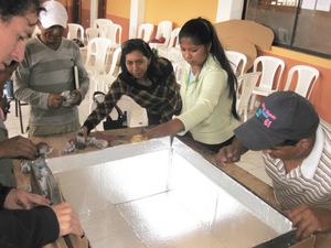 Cooker workshop, Funacion Inti Uma Ecuador, 1, 6-9-16