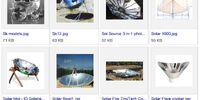Parabolic solar cooker designs