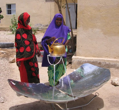Butterfly cooker Somalia