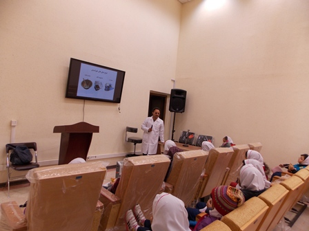 File:Amir Komarizade lectures solar energy, 12-1-15.jpg