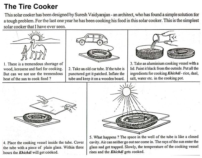 The Tire Cooker