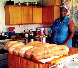 Baked bread Ivan Yaholnitsky 2008