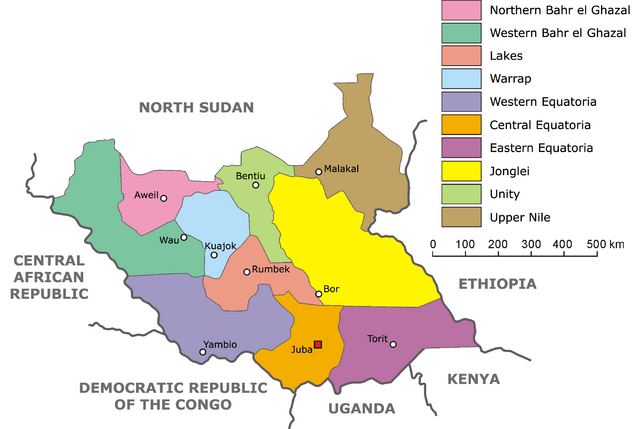 File:South Sudan-administrative map.png