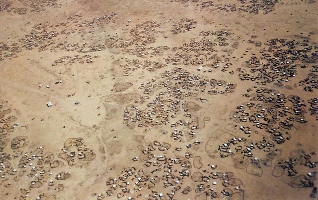 File:Iridimi refugee camp from air.jpg