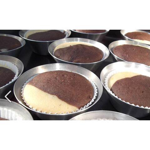 Muffins après la cuisson