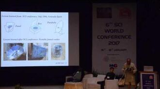 Celestino Ruivo - User acceptance of solar cookers the case of funnel concrete cooker