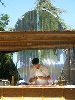Mobile solar kitchen 2
