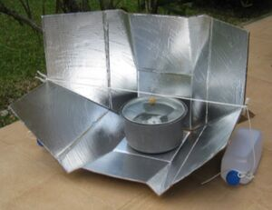 Foldable Fusion Cooker, 2-28-12