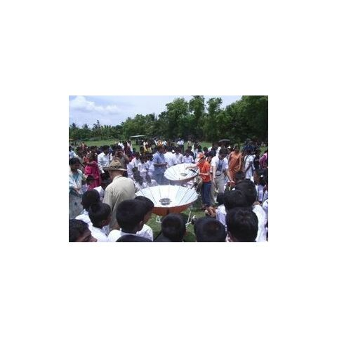 Sarvodayo demonstration, 2010