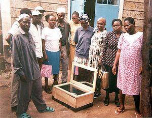 Amani Solutions Kenya November 2008