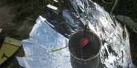 Compound Parabolic Solar Cooker