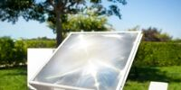 California Sunlight Solar Cooker