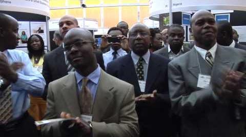 African Diaspora Brings Business Home
