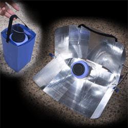 Portable solar cooker FV-04