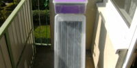 KotoSec Solar Dryer