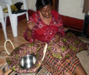 File:Solar Cooking Project Zambia hay baskets.jpg