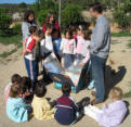 File:Spanish students at solar cooking workshop.jpg