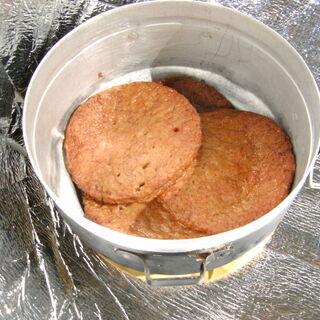 8) Hamburgers 0,2 kg (cuits)