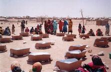 Iridimi Refugee Camp CooKits1 2006