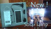 Solar Lamp logo