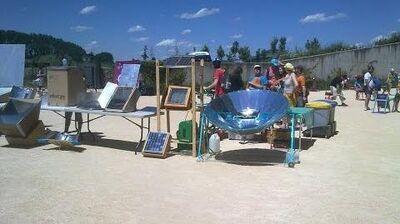 Taller de procesado de alimentos con energía solar