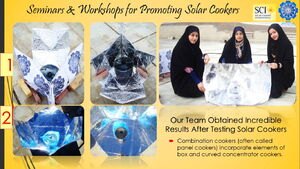 Solar Cookers Team