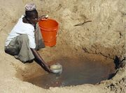 Mwamongu water source