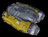 Porter-class Salvage Corvette