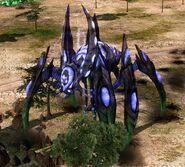 Eradicator hexapod