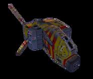 Wodaan-class Minelayer Corvette