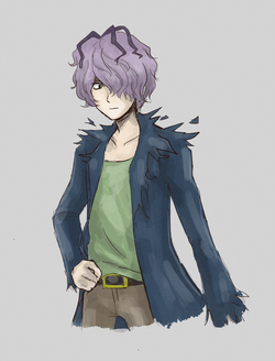 Garry from ib by maybebaby83-d5t0ifu