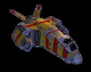 Kaark-class Attack Bomber