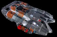 Thunderbolt-class Attack Bomber