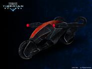 Tiberian eclipse laser bike by waltervermeij-d30qita