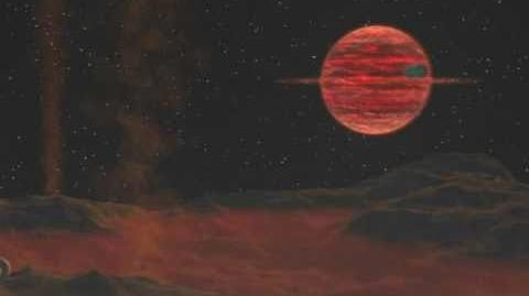 Tyche Planet X brown dwarf simulation