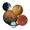 Montage-planets
