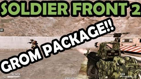 Soldier Front 2 - Grom Package